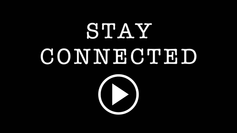 stay connected video image